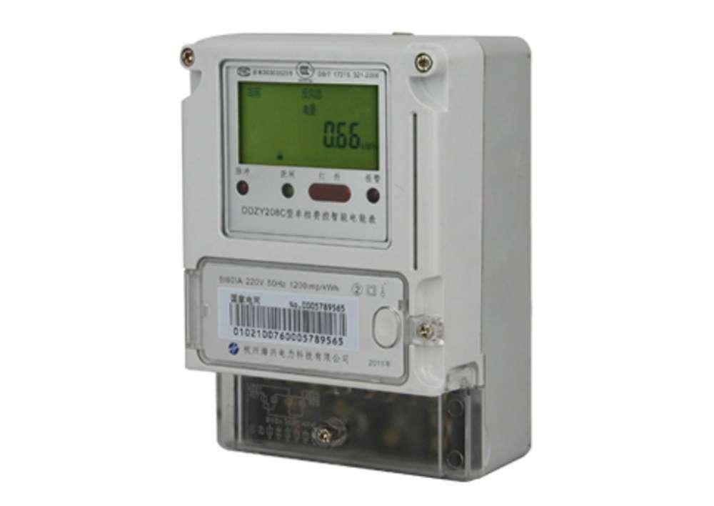智能电表上小红灯的秘密 你知道多少?