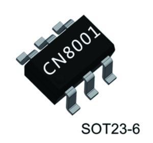 直流有刷马达驱动芯片-CN8001