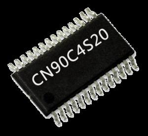 液晶驱动芯片-CN90C4S20
