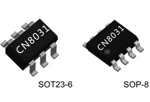 直流有刷马达驱动芯片-CN8031