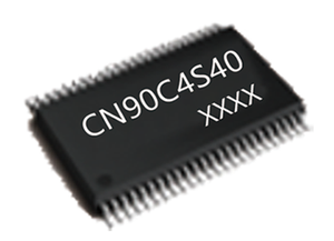 液晶驱动芯片-CN90C4S40
